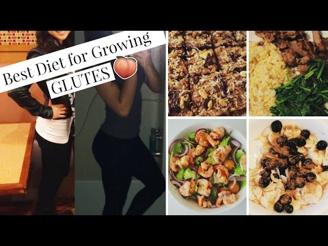 Best Diet for a Bigger Butt? + What I Eat in a Day #3