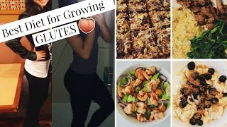 Download Best Diet for a Bigger Butt? + What I Eat in a Day #3 Video