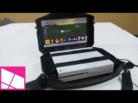 GAEMS Vanguard Black Edition - Console Carrying Case review