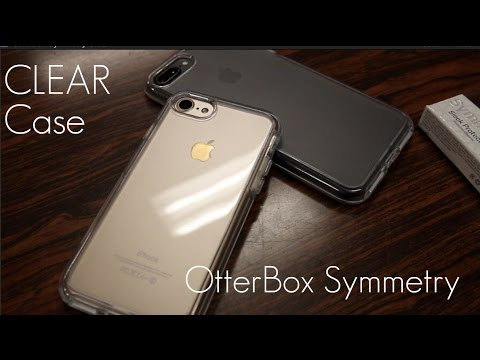 The most Protective Clear Case? - OtterBox Symmetry CLEAR Edition - iPhone 7 & 7 PLUS