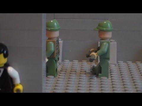 Lego the spy