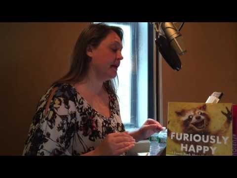 FURIOUSLY HAPPY | Jenny Lawson | in studio