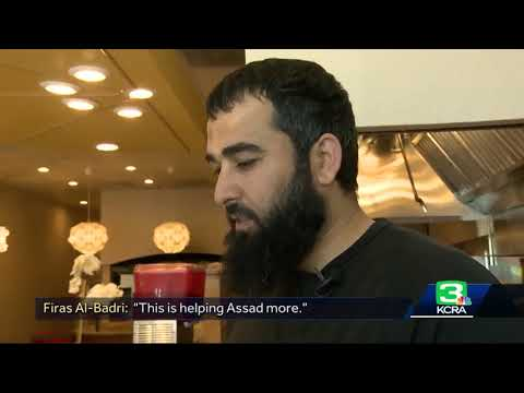 Syrians living in Sacramento say more needs to be done to end conflict