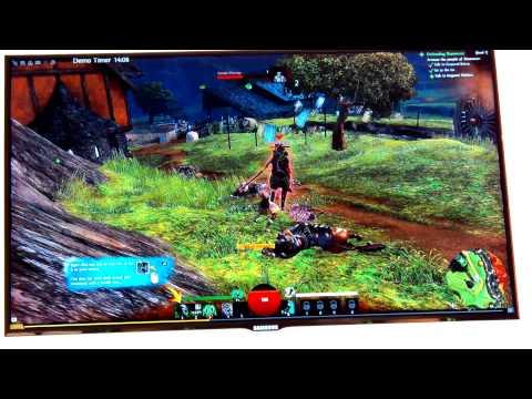 Guild Wars 2 Gamescom 2011 Demo: Human Necromancer
