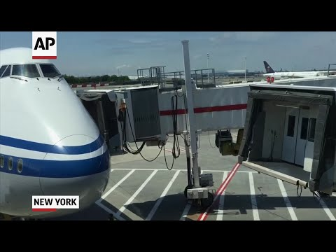 North Korean Official Arrives in New York