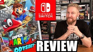 SUPER MARIO ODYSSEY REVIEW - Happy Console Gamer