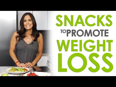 3 Healthy Snacks to Promote Weight Loss | Keri Glassman