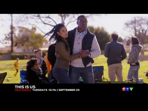 New Series | This Is Us Tuesdays 10/9c on CTV