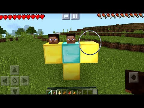 How to Spawn the Notch Boss in Minecraft Pocket Edition