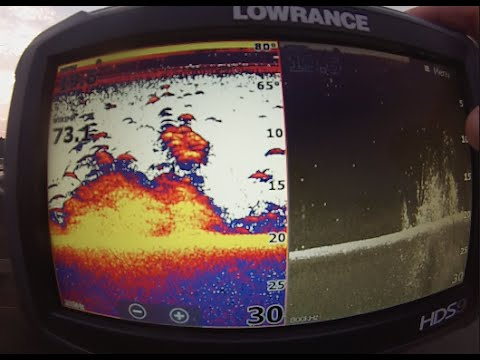 How to Find Fish and Offshore Structure using Lowrance HDS 9 Gen 3 Touch
