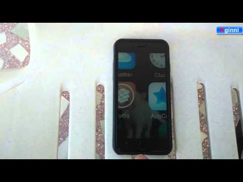 Iphone 6 DoubleTab Wakeup Demo