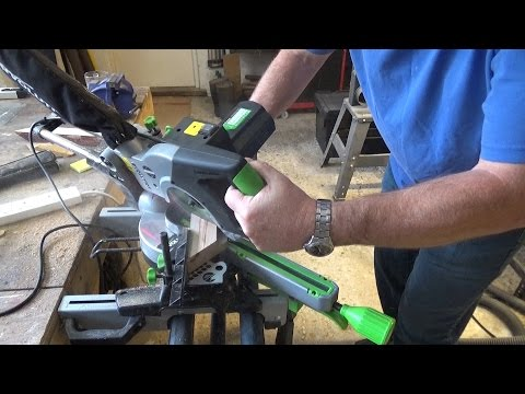 Accurate Mitres and Compound Mitres with a Mitre Saw