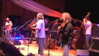"""Railroad Earth and Vince Herman """"Up on the Hill where they do the Boogie"""""""