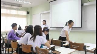 วิดีโอสาธิตการสอนแบบ  Cooperative Learning