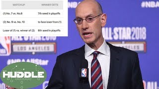 NBA Introducing a March Madness Style Play In System for Playoff Teams?  The Huddle
