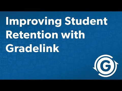 Improving Student Retention with Gradelink