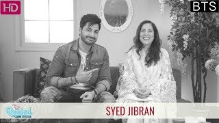 Behind The Scenes With Syed Jibran | Ranjha Ranjha Kardi | Rewind With Samina Peerzada