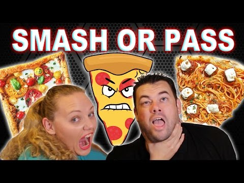 SMASH or PASS 🍕PIZZA EDITION🍕 Things get CRAZY!