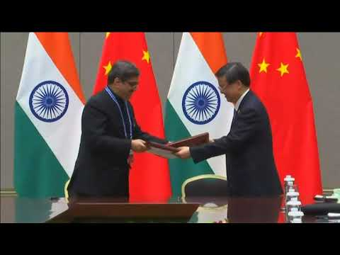 China's Xi says Wuhan summit new starting point for bilateral ties with India