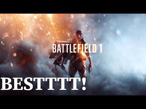 BattleField 1 Best BattleField Game *My Favorite*