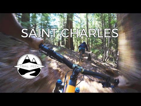 Digging Up Gold - Saint Charles - Mountain Biking Downieville, California