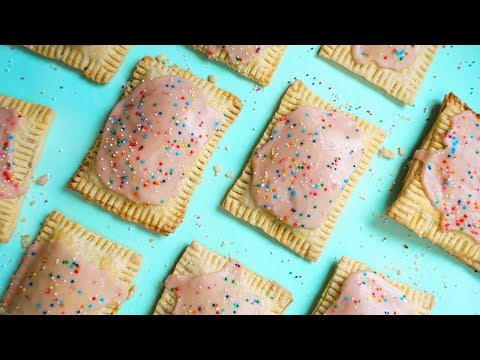 Homemade Strawberry Pop-Tarts | Episode 150