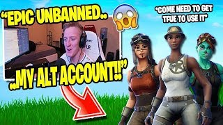 tfue's old account unbanned Videos - 9tube tv
