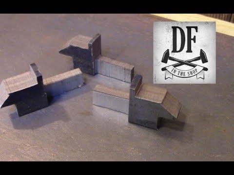 Blacksmithing Project - A Simple Nuremberg Box 6