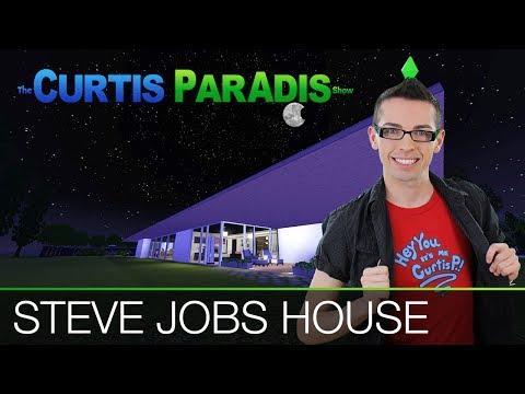 The Sims 3 - Building Steve Jobs Home