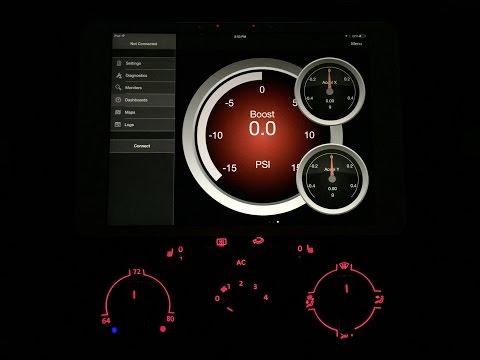 $85 In-Dash Car Navigation, Bluetooth, OBD-II Controller Mod