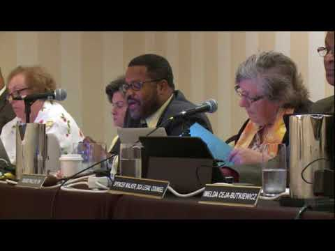 Board of Registered Nursing Meeting - September 7, 2017