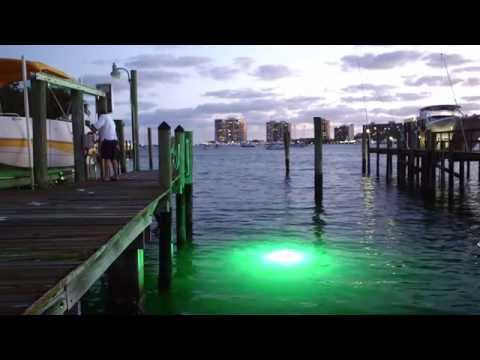 Incredible Underwater LED Lights Instructions