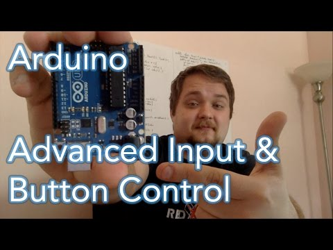 Ep. 58 - Arduino Advanced Input & Button Control, Debouncing, Counters & Multitasking