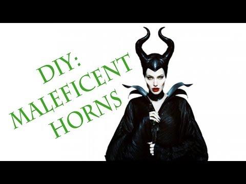 DIY: Maleficent Horns
