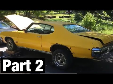 Ep.2: Ratty Muscle Lemans TH400 B&M Shifter Linkage Repair