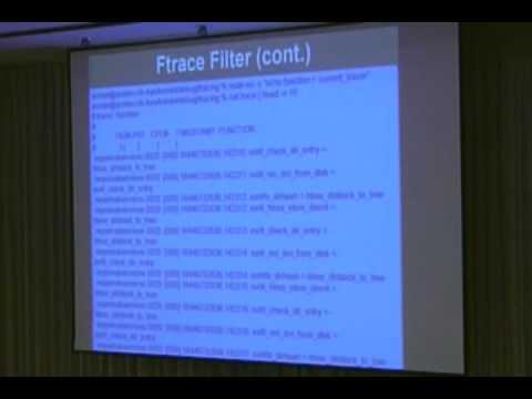 815 1100 Debugging Linux Kernel by Ftrace 01