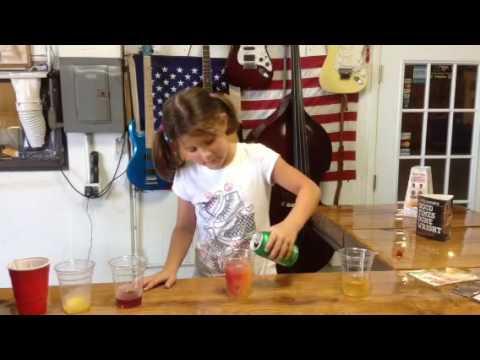 Rachels Sparkling Fruit Punch