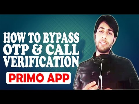How to Bypass OTP and CALL verification Using Virtual Mobile Number