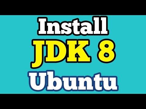 Install JDK-8 on Ubuntu  14.04 using Terminal | OpenJDK 8