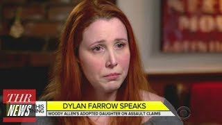 Dylan Farrow Gives First TV Interview, Describes Alleged Sexual Assault by Woody Allen | THR News