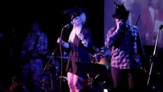 """Visage - """"Fade To Grey"""" - LIVE 5th June 2013 @ Hoxton, London"""