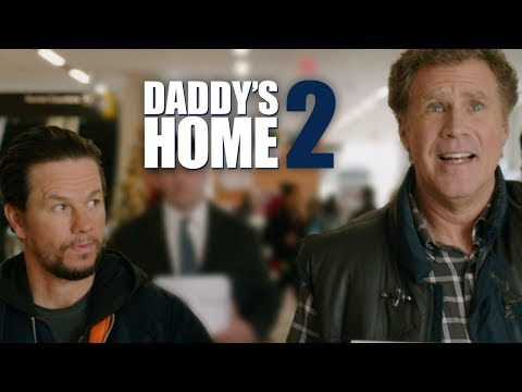 Daddy's Home 2 | Official Trailer | Paramount Pictures Intl. Israel