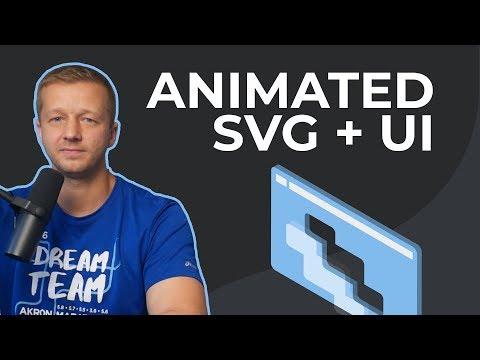 Design & Animate SVG Illustrations for Web Design