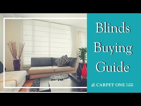 Window Blinds: Your Buyer's Guide (2018)
