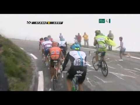 Cycling Tour de France 2010 Part 7