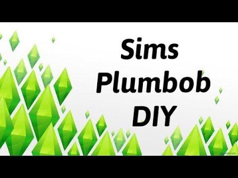 SIMS Plumbob DIY