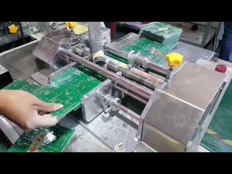 Printed Circuit Board V-Groove Cutting Machine