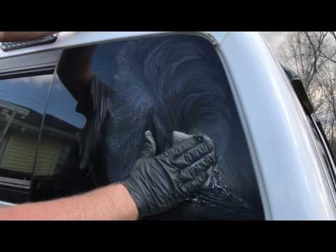 How to Remove Acid Rain and Water Spots or Repair Damaged Glass From Your Car Windows.