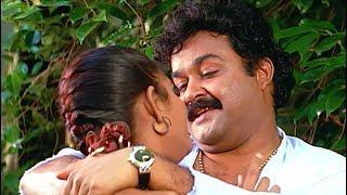 '' നിന്നെ പോലെ ഒരു കാന്താരി മുളകിനെ ഞാൻ കെട്ടി പൂട്ടി ഇടുന്നതാണ് നല്ലത്..! '' | Mohanlal , Indraja
