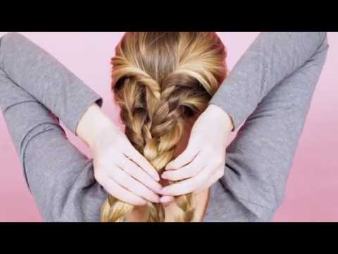 How to Create a Triple Braid | How To: Hair | Real Simple